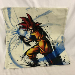 2 NEW Dragon Ball Z Pillow Covers