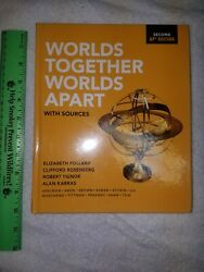 Worlds Together, Worlds Apart 2nd Concise By Clifford Rosenberg, Jeremy Adelman,