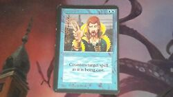 1x Counterspell - Limited Edition Alpha - See Pictures Mtg Card