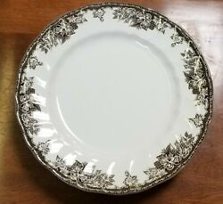 Johnson Brothers Friendly Village Border Accent Dinner Plate Made In England