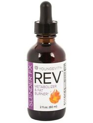 Weight Loss Metabolizer And Fat Burner Rev - 2 Fl.oz Dr. Joel Wallach 10 Pack
