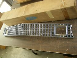 Nos Oem Ford 1976 Pinto Grille With Chrome Edges Car + Station Wagon