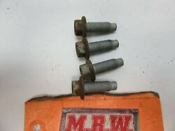 Bolt Bolts Fits Top Left Motor Mount Automatic Transmission Bolts Mount To Frame