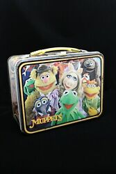Kermit The Frog, Jim Henson's Muppets Metal Lunch Box, 1979