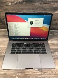 Apple 2019 Macbook Pro 15 2.4 I9 32gb 1tb 555x new Battery Perfect Condition