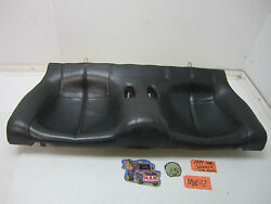 Seat Base Rear Back Cushion Bottom Driver Passenger Stealth 99 3000gt Leather