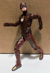 The Flash Dc Comics Multiverse Tv Series 2015 Mattel Justice Buster.