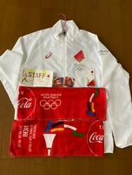 Olympic And Paralympic Tokyo2020 Torch Relay Set Beauty Goods Festival Souvenir
