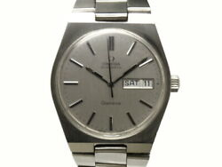 Omega Geneve Automatic Day/date Vintage Men's Watch Wl32338