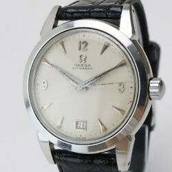 Omega Seamaster Automatic 2627.10 Date Menand039s Watch Wl32359