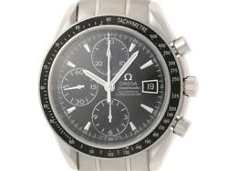 Omega Speedmaster Automatic 3210.50 Chronograph Date Menand039s Watch Wl32365