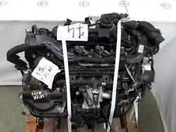 T7cn Complete Engine Ford Mondeo Turn Titanium Year 2014 1082957