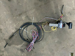 Mercrury Top Mount Throttle Shift Control Assy / Shifter W/ 18ft Cable