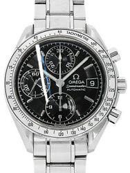 Omega Speedmaster Automatic 3513.50 Chronograph Date Menand039s Watch Wl32425