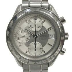 Omega Speedmaster Automatic 3513.30 Chronograph Date Menand039s Watch Wl32404