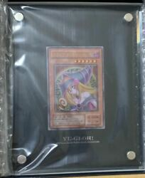 Yu-gi-oh Ocg Duel Monsters Black Magician Girl Special Cards Made Of Stainless