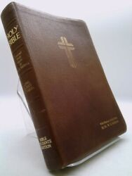 Holy Bible The Open Bible Edition Containing The Old And New Testaments Kjv...