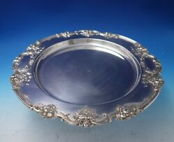 Francis I By Reed And Barton Sterling Silver Serving Tray Round 570a 5226