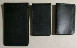 1930s Standard Bandp Lined Paper And Binder Note Book And 2 Others -- 4918