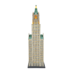 Department 56 The Woolworth Building 6007584 Dept 2021 Christmas In The City