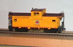 Athearn Walthers Caboose Duluth Missabe And Iron Range Safety First C-228