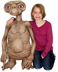 E.t.the Extra-terrestrial Stunt Puppet Life Size Official Rep 11 Neca Statue
