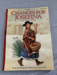 American Girl Changes For Josefina Paperback Book