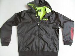 Nike Catching Air Windrunner Cw4708 010 Man Black Jacket S M L Brand New 115