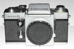 Rare Article Models With Production Period Of More Than One Year Topcon Super