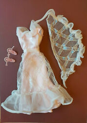 Barbie Vintage Fashion Get-ups And039n Go 9738 Pink And White Lights The Night 1977