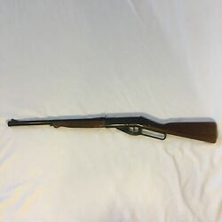 Vintage Daisy Model 95 Lever Action Bb Air Rifle Gun - Tested - Works Great