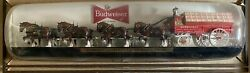 Budweiser Beer Clydesdale Lighted Sign