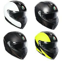 Agv Sport Modular Motorcycle Street Helmet Choose Color And Size