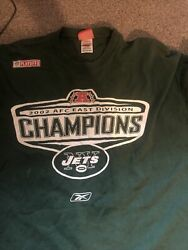Kevin James Worn King Of Queens New York Jets T-shirt Rare