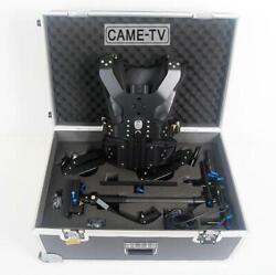 Usa Warehouse Came 2-12kg Load Pro Camera Video Stabilizer With Aluminum Case