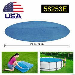Bestway 14ft Pool Solar Heat Cover For Round Above Ground Swimming Pool 58252e