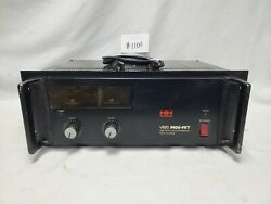 Hh V800 Mos-fet High Performance Vintage Amplifier 1104 Good Working Condition