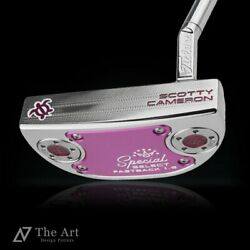 Scotty Cameron Custom Putter 2020 Special Select Fastback 1.5 Honu Qky7922