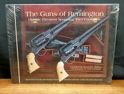 The Guns Of Remington Historic Firearms Spanning Two Centuries In Shrink Wrap