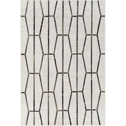 Surya Elq2303-810 Eloquent 120 X 96 Inch Ivory Multicolored Rug