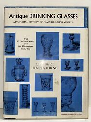 Antique Drinking Glasses A Pictorical History Of Glass Drinking Vessels By Alb..