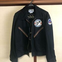 Buzz Ricksonand039s Skunk Works Jacket Br12396 Cotton 100 Size M New From Japan@