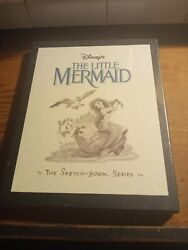 Disneys The Little Mermaid The Sketch Book Series Limited To 2500 Copies Art Bk