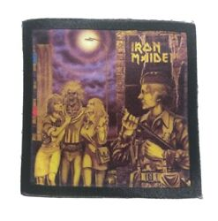 Iron Maiden Sew On Patch.band,rock,metal,merch,rare,killers,brave