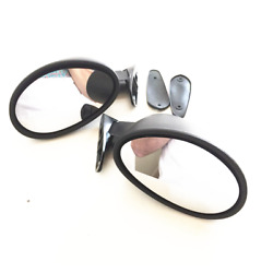 2pcs Racing Car Side Wing Rearview Blind Spot Mirrors Universal Cars Accessories