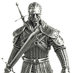 Niue 2021 - The Witcher Book Series - White Wolf - 10 Silver Coin 5 Oz