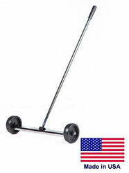 Magnetic Sweeper Commercial/industrial - 18 Cleaning Path - 50 Lb Lifting Power