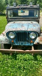 ⭐kaiser Willys Jeep 1964 Parts Free Local Pickup 😃