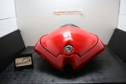 08-16 Can-am Spyder Gs Roadster Corbin Back Seat Storage Box Luggage Carrier