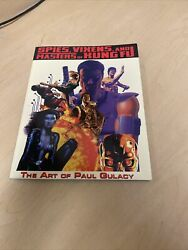 Spies Vixens And Masters Of Kung Fu - Kronenberg And Spurlock - Pb - Vg+
